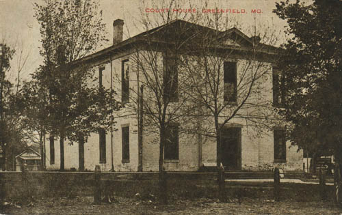 Previous Courthouse