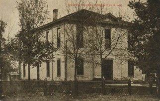 Old Courthouse 1930s