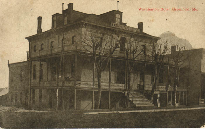 The Washinton Hotel