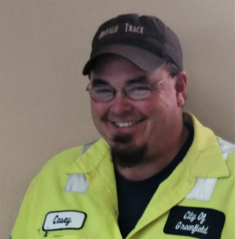 Sewer Systems Supervisor: Casey Jones Sewer Maintenance Supervisor
