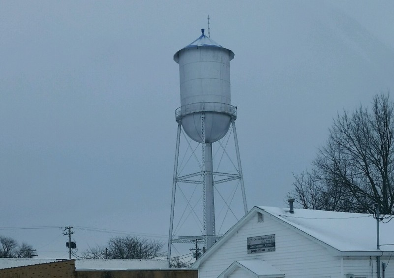 Water Tower- East