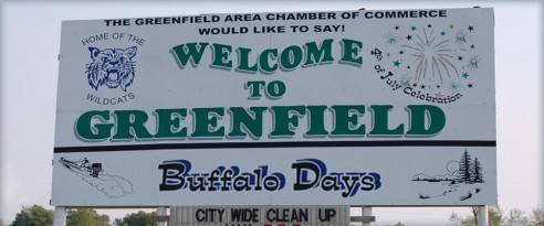 Welcome to Greenfield!